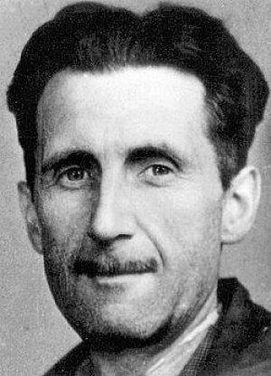 George Orwell, Эрик Блэр