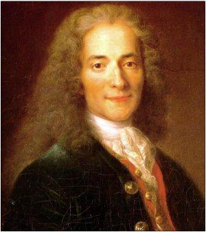 Voltaire, Франсуа Мари Аруэ