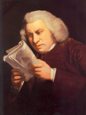 англ. Samuel Johnson