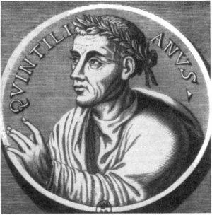 лат. Marcus Fabius Quintilianus
