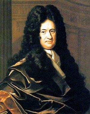 нем.Gottfried Wilhelm Leibniz  или нем.Gottfried Wilhelm von Leibniz
