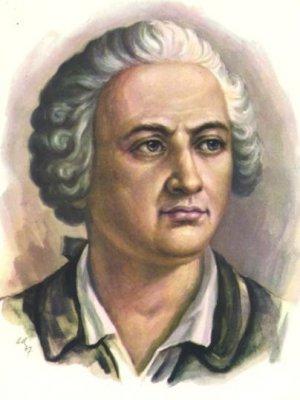 Ломоносов, Михаил Васильевич