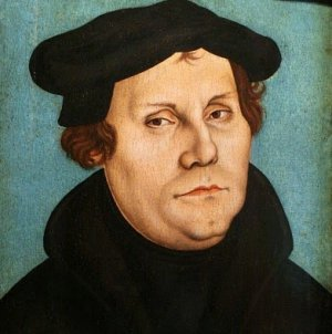 нем. Martin Luther