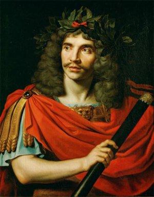 Жан-Бати́ст Покле́н, фр.Jean-Baptiste Poquelin