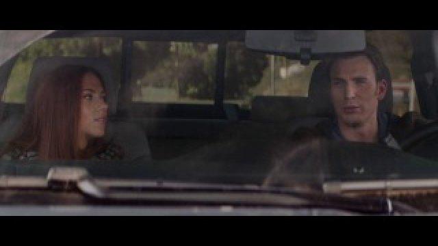 Диалог в машине