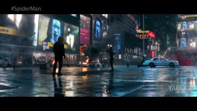 THE AMAZING SPIDER-MAN 2 -  Times Square Sniper Movie Clip #1