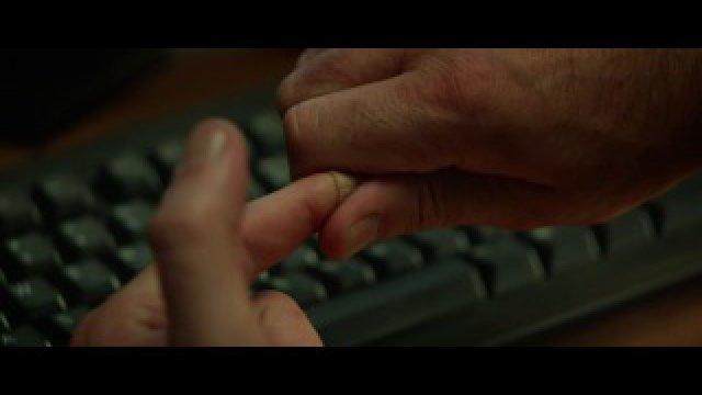 Окулус - палец (отрывок)